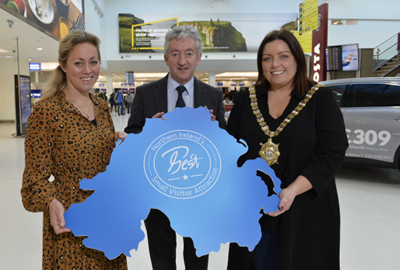 Belfast City Airport offers £30k marketing prize to NI's 'best' small visitor attraction