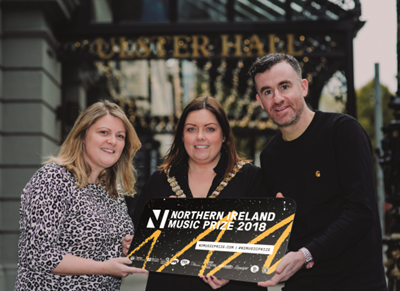 NI Music Prize to take centre stage at Ulster Hall