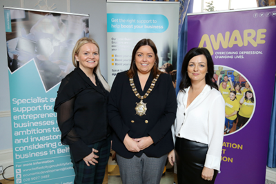 Lord Mayor supports partnership on employee wellbeing