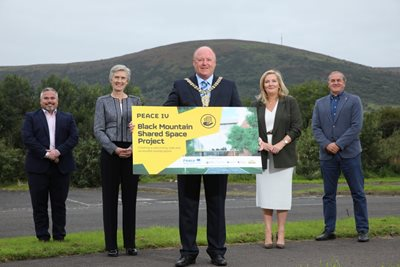 €6.3 million shared community facility for Black Mountain announced