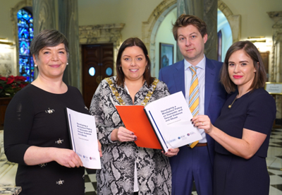 Lord Mayor welcomes new Workplace Guidelines on Domestic and Sexual Violence