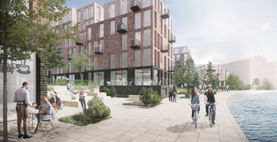 Next steps in extensive Belfast Waterside development get green light