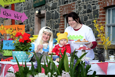 Belfast residents are invited to join this year's Big Lunch