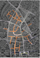 Secondary City Streets (map)