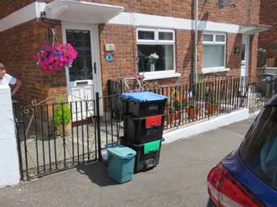Residents asked for their views on future of city's waste