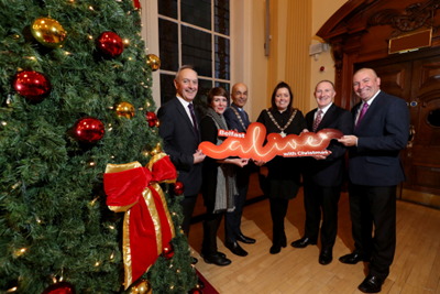 City unites to deliver Christmas marketing campaign