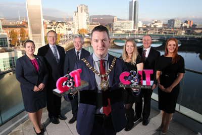 Belfast retains 'Best for Events' title for second year running