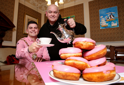 'Donuts for Donors' appeal launched at City Hall