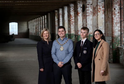 Council leading on actions to build resilient Belfast