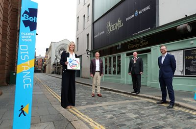 Council and city stakeholders unite in support of retail and hospitality sectors