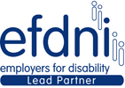 EFDNI - Lead partner logo