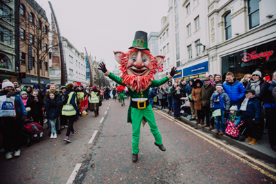 St Patrick's Day celebrations postponed