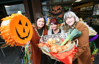 Halloween street party to celebrate Castle Street area