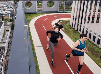 On your marks, set and ready to go - 'The Sixth' plans to deliver Belfast's first rooftop running track