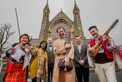 Clonard Monastery set to host Connections concert