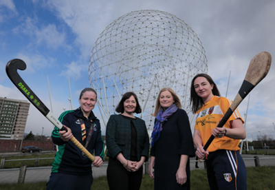 Belfast sports clubs and community groups get 'On the Right Track!' with PEACE IV funding