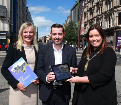 Next stage of Belfast's Local Development Plan unveiled