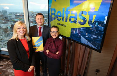 Largest ever Team Belfast delegation highlights investment opportunities at international conference