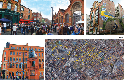 Case Study: Northern Quarter, Manchester