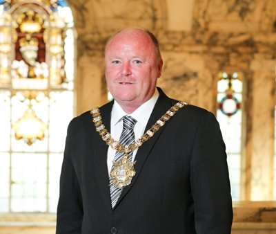 "Following public health advice ""more important than ever"", says Belfast Lord Mayor"