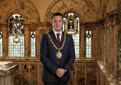 New Lord Mayor of Belfast installed at AGM