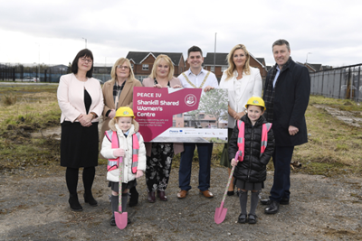 New €6.5 million shared women's centre on Belfast interface announced ahead of International Women's Day