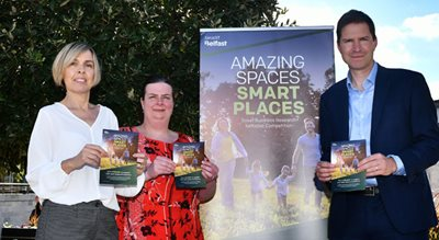 Launch of 'Amazing Spaces, Smart Places' SBRI challenge for companies