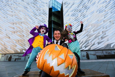 Spooktacular family fun set for Belfast Monster Mash